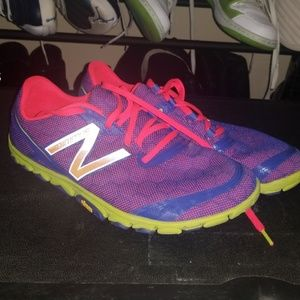 Multi Color New Balance Runningshoes